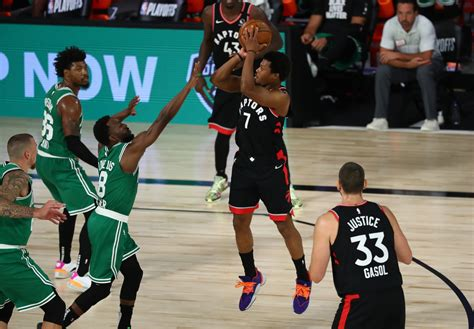NBA players react to Raptors-Celtics 2OT thriller ...