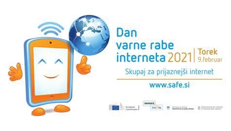 Dan varne rabe interneta - 9. 2. 2021   Osnovna šola Šentvid