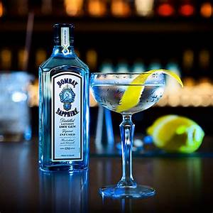 Bombay Sapphire - One of the Most Enduringly Popular ...  Bombay