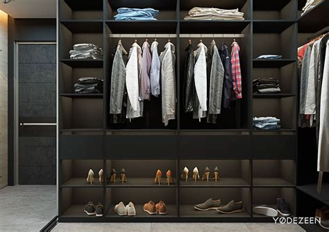 Small Wardrobe Black by 5 Small Studio Apartments With Beautiful Design