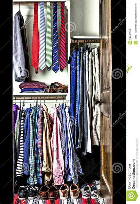 siege garde robe wardrobe of a royalty free stock images image 24440009