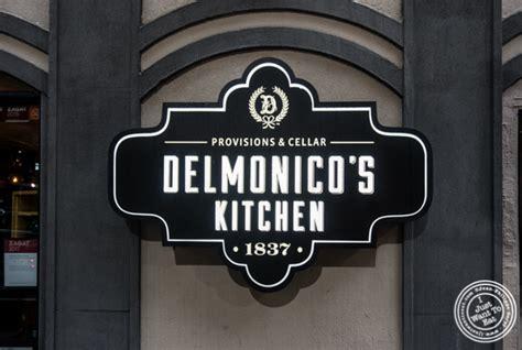 delmonicos kitchen  gramercy nyc ny