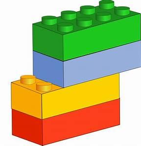 Lego Blocks Vector Clipart image - Free stock photo ...