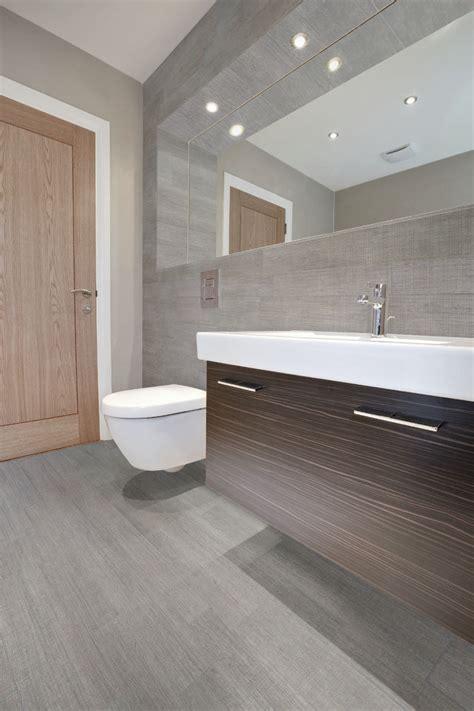wood tile bathroom 25 pictures and ideas of wood effect bathroom floor tile