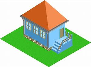 House Clipart Diagram  House Diagram Transparent Free For