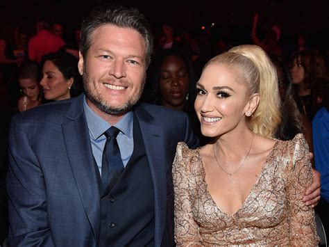 blake shelton gwen stefani song blake shelton wrote a song about gwen stefani instyle