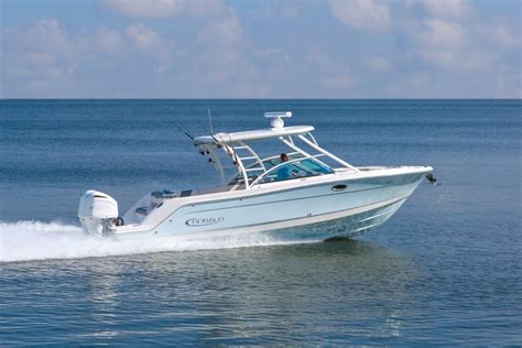 Es Boats by New Robalo 317 Dual Console Power Boats Boats