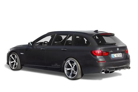 Bmw 5 Series Touring Modification bmw 5 series touring gets ac schnitzer modification kit