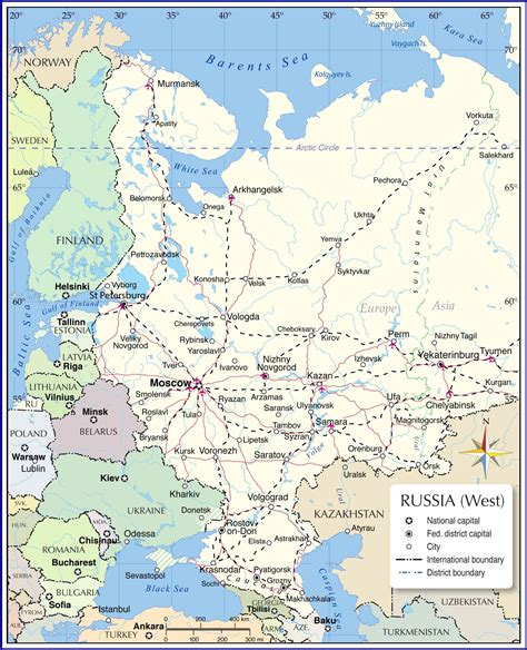 map  russia  surrounding area global map