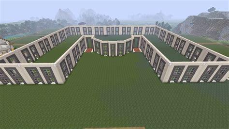Minecraft Rathaus Bauen Youtube