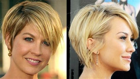 Short Haircuts 2018 For Women Over 30, 35, 40