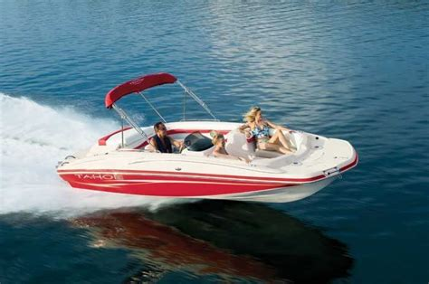 Tahoe 195 Deck Boat by Research Tahoe 195 Io Deck Boat On Iboats