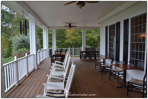 the front porch dahlonega spa resort