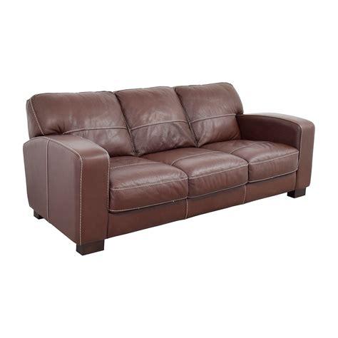 bobs leather sofa 62 bob s furniture bob s furniture antonio brown 1753