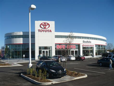 Toyota Dealership by Brand New Stouffville Toyota Dealership A Model For