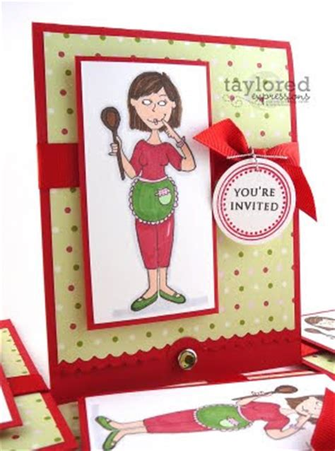 homemade christmas cookie exchange invitations oh my