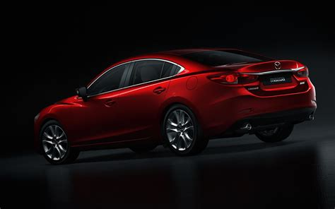 Mazda 6 4k Wallpapers by Mazda 6 2014 Rear Studio 4k Hd Wallpaper 4k Cars Wallpapers