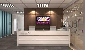 Foto: Diseño de Recepcion Corporativa de Estudio JP #84850 Habitissimo