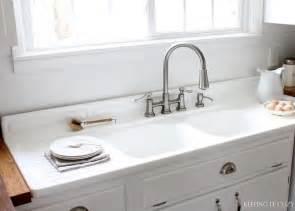 double drain board sink kitchen ideas pinterest