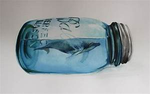 Tiny Whale -- by an artist who recently started working w ...