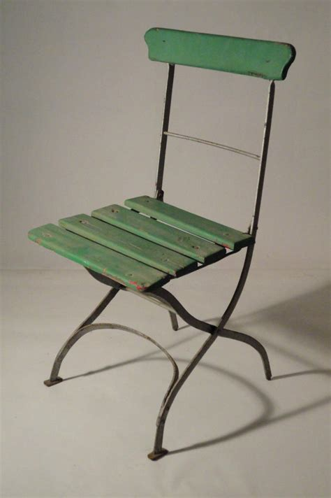 chaise verte emejing chaise de jardin pliante ancienne gallery design