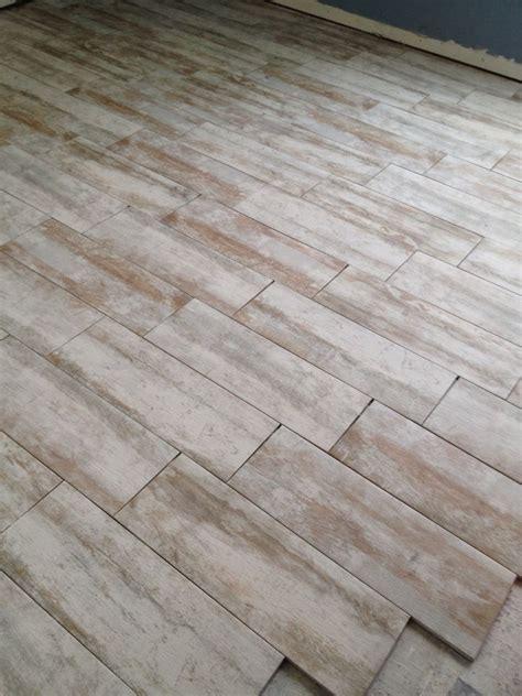 white tile that looks like wood 78 best images about flooring on pinterest shabby chic glitter floor and floor refinishing