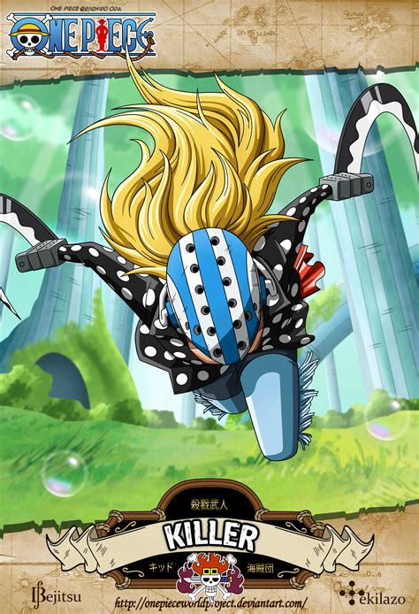 killer  piece zerochan anime image board