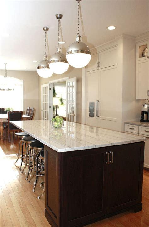 white macaubas quartzite  marble dream kitchen