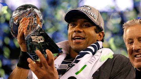 russell wilson    african american