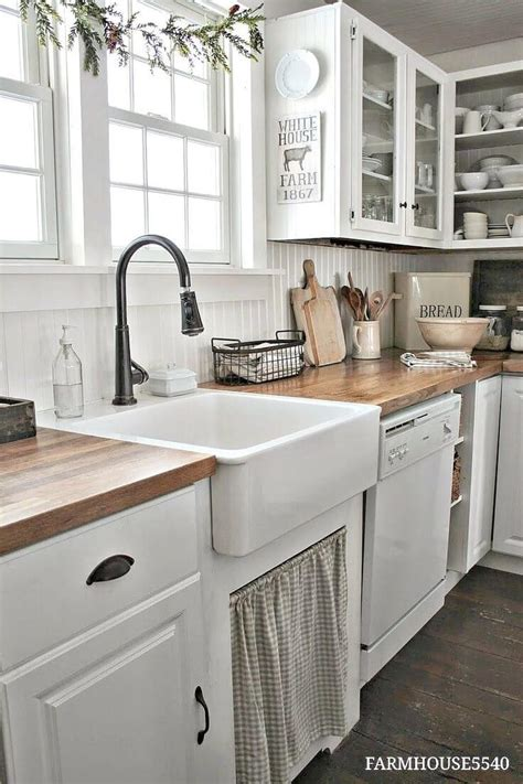 Easy Kitchen Backsplash Ideas Pictures by 8 Best Farmhouse Kitchen Backsplash Ideas And Designs For 2019