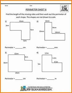 13, Area, Of, Irregular, Shapes, Worksheet