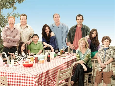 modern family favorite tv shows