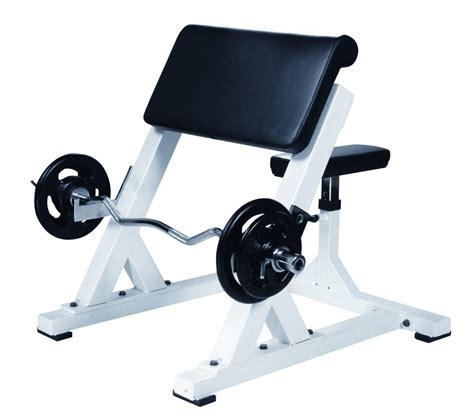 preacher curl machine strength training series york barbell