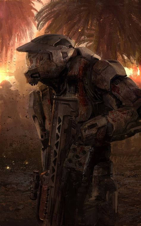 240 Best Images About Halo Art On Pinterest Halo 3 Odst
