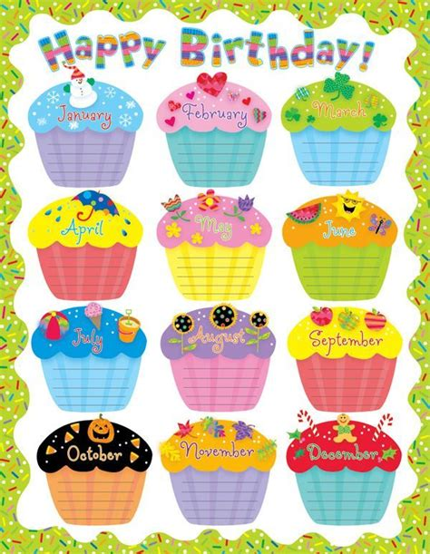 Bulletin Board Calendar Template by 25 Best Ideas About Birthday Calendar Classroom On