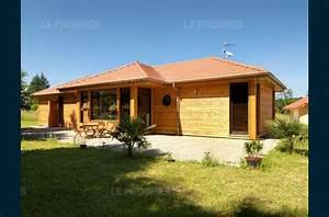 loire maison en bois pas forcement plus chere quune With maison en rondins de bois prix