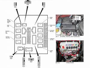 2002 Nissan Xterra Fuel Pump Relay Location