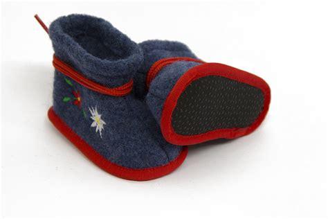 Da Neonato - pantofole tirolesi da neonato alte