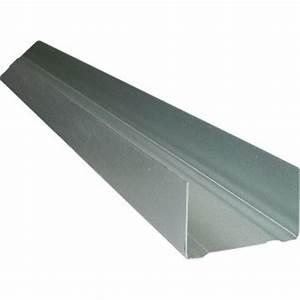 Lambris Pvc Plafond 3m : ossature m tallique plaque de pl tre rail placo montant ~ Dailycaller-alerts.com Idées de Décoration