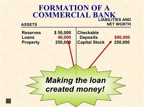 How Do Banks Make Money?, Especially Commercial Banks