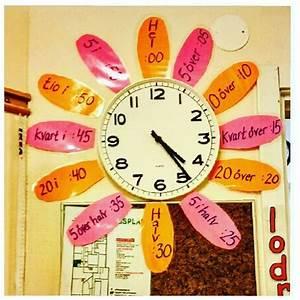 Hur räknar man ut klockan