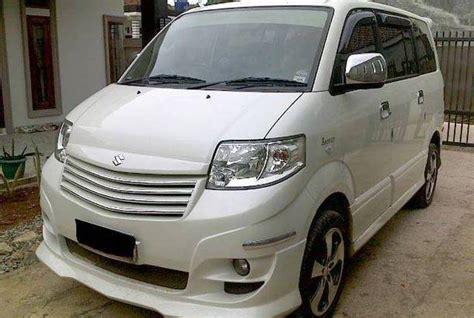 Suzuki Apv Luxury Photo by Dijual Mobil Bekas Malang Suzuki Apv 2010 Otosia