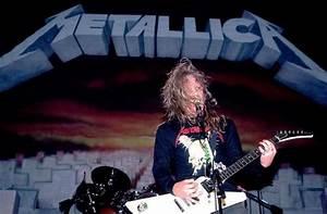 "MetallicA on Twitter: ""James Hetfield, Master of Puppets ..."