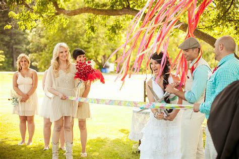 Alternative Ceremony Ideas Sure To Inspire Any Bride