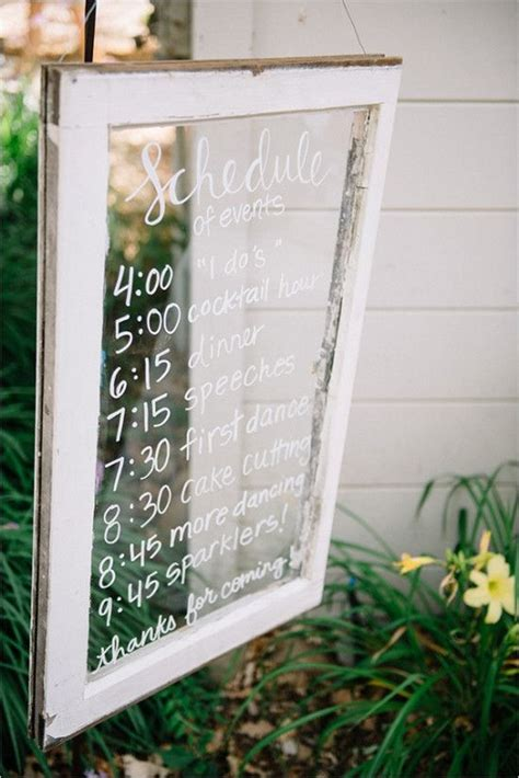 diy wedding decoration ideas  vintage windows