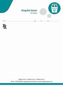 doctor prescription templates word excel samples With doctor prescription pad design