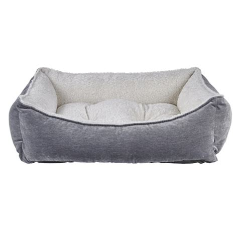 Frequent special offers and discounts up to 70% off for all products! Scoop Bed Pumice Microvelvet | instylepetboutique.com
