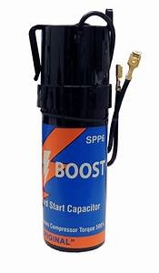 Supco Spp6 Hard Start  500  Super Boost For A  C