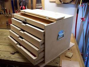 Anyone Build A Wooden Tool Chest - Tools & Equipment