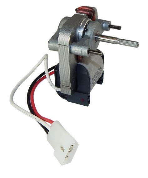 exhaust fan motor replacement broan 41000 vent fan motor p 14183 0 6 s 120v
